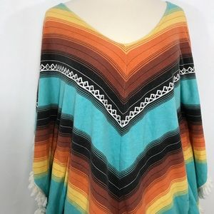 d2b6a7579b27c Billabong Sweaters - Boho Billabong Poncho